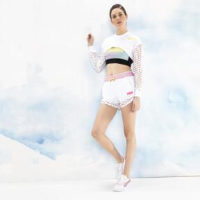 Thumbnail 2 of PUMA x SOPHIA WEBSTER Women's Shorts, Puma White, medium