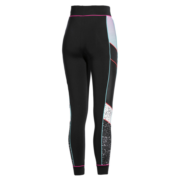 Leggings PUMA x SOPHIA WEBSTER de mujer, Puma Black, grande