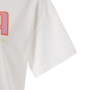 Thumbnail 8 of PUMA x SOPHIA WEBSTER ウィメンズ Tシャツ, Puma White, medium-JPN