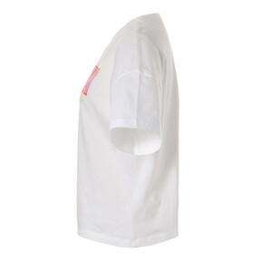 Thumbnail 5 of PUMA x SOPHIA WEBSTER ウィメンズ Tシャツ, Puma White, medium-JPN