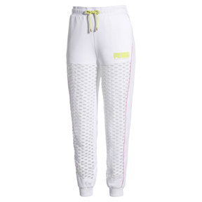 Thumbnail 1 of PUMA x SOPHIA WEBSTER Women's Sweat Pants, Puma White, medium