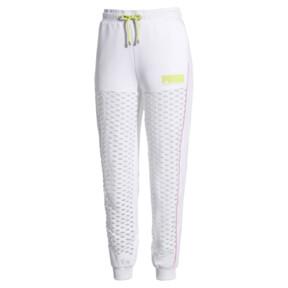 Thumbnail 1 of PUMA x SOPHIA WEBSTER Women's Sweatpants, Puma White, medium