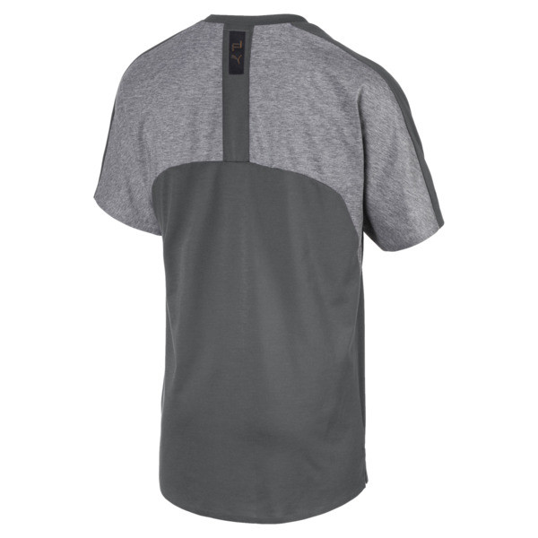 Porsche Design RCT Men's Tee, Asphalt, large