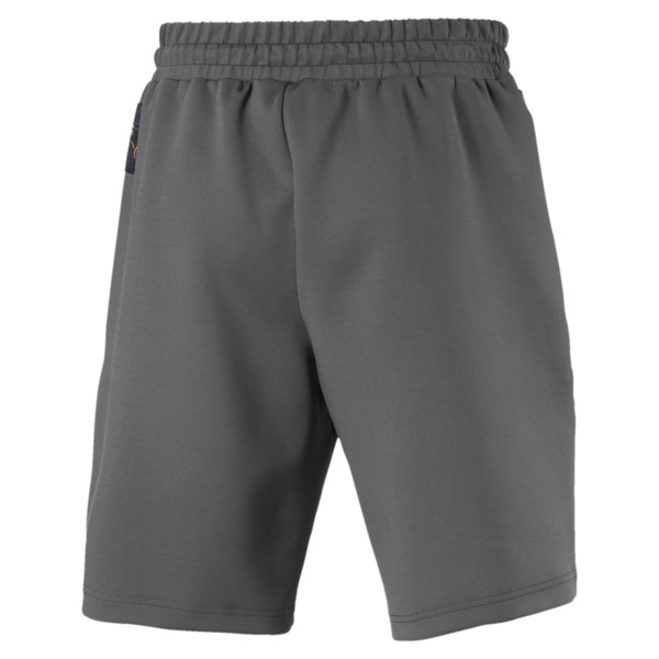 Porsche Design Men's Sweat Shorts, Asphalt, large