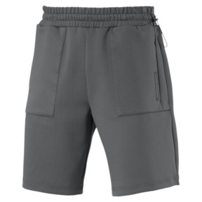 Thumbnail 1 of Porsche Design Men's Sweat Shorts, Asphalt, medium