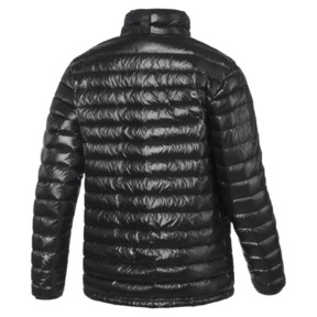 Thumbnail 2 of Porsche Design Lightweight Men's Down Jacket, Jet Black, medium