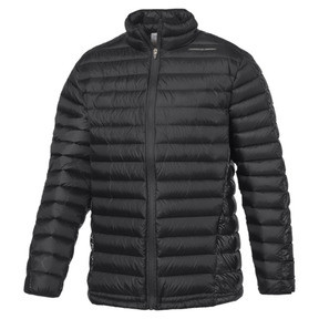 Thumbnail 1 of Porsche Design Lightweight Men's Down Jacket, Jet Black, medium