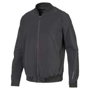 Thumbnail 1 of Porsche Design Men's Lightweight Jacket, Jet Black, medium