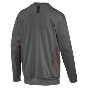 Thumbnail 2 of Sweat à encolure Porsche Design pour homme, Asphalt, medium