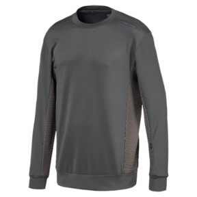 Thumbnail 1 of Sweat à encolure Porsche Design pour homme, Asphalt, medium