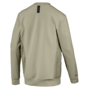 Anteprima 2 di Porsche Design Crew-neck Men's Sweater, Elm, medio