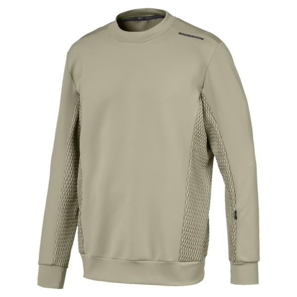 Sweat à encolure Porsche Design pour homme, Elm, large
