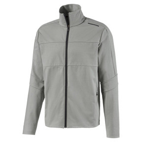 Thumbnail 1 of Porsche Design T7 Men's Track Jacket, Limestone, medium