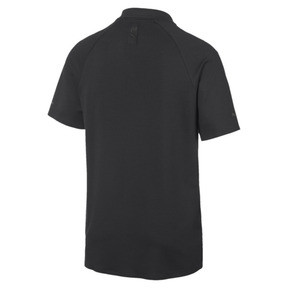 Thumbnail 2 of Porsche Design Men's Polo, Jet Black, medium