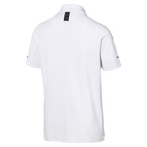Thumbnail 2 of Porsche Design Herren Polo, Bright White, medium