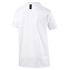 Thumbnail 2 of PORSCHE DESIGN  ライフ Tシャツ, Puma White, medium-JPN