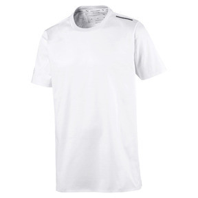 Thumbnail 1 of PORSCHE DESIGN  ライフ Tシャツ, Puma White, medium-JPN