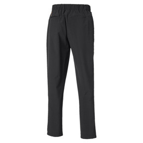 Thumbnail 2 of Porsche Design Woven Men's Pants, Jet Black, medium
