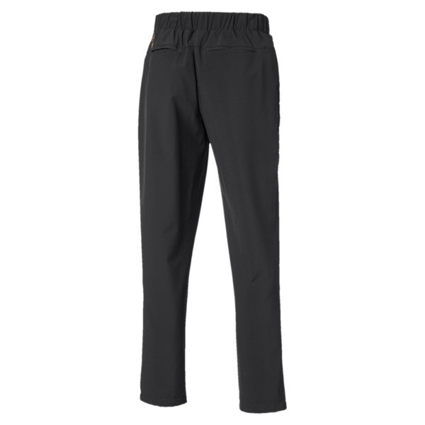 Porsche Design Woven Men's Pants, Jet Black, large