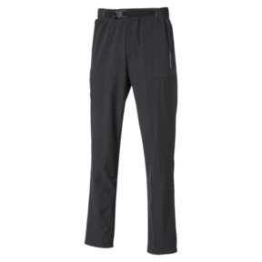 Thumbnail 1 of Porsche Design Woven Men's Pants, Jet Black, medium