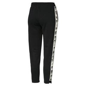 Thumbnail 3 of Revolt Women's Terry Sweatpants, Cotton Black, medium