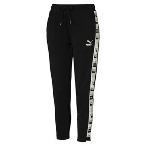 Thumbnail 1 of Revolt Women's Terry Sweatpants, Cotton Black, medium