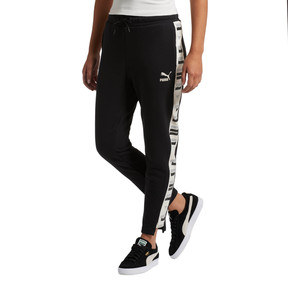 Thumbnail 2 of Revolt Women's Terry Sweatpants, Cotton Black, medium