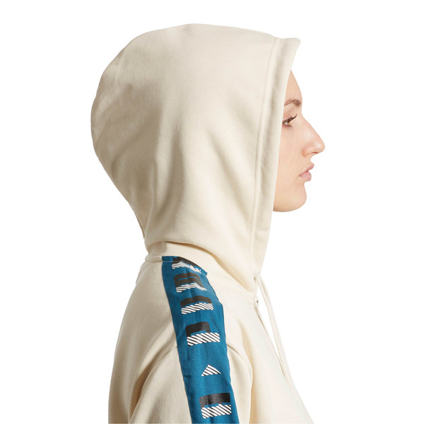 Revolt Full-Zip Hoodie Terry, Birch, large