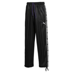 Thumbnail 1 of PUMA x SANKUANZ Striped Jacquard Men's Track Pants, Puma Black, medium