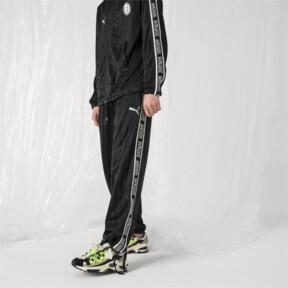 Thumbnail 2 of PUMA x SANKUANZ Striped Jacquard Men's Track Pants, Puma Black, medium