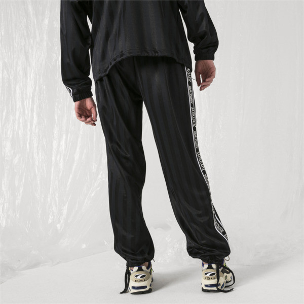 PUMA x SANKUANZ Men's Track Pants, Puma Black, large