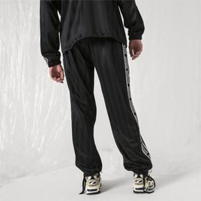 Thumbnail 5 of PUMA x SANKUANZ Striped Jacquard Men's Track Pants, Puma Black, medium