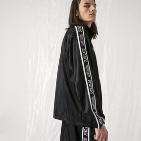 Thumbnail 5 of PUMA x SANKUANZ Men's Track Jacket, Puma Black, medium