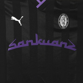 Thumbnail 11 of PUMA x SANKUANZ TEE, Puma Black, medium-JPN