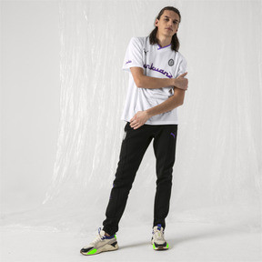 Thumbnail 5 of PUMA x SANKUANZ Striped Men's Jersey Tee, Puma White, medium