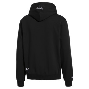 Thumbnail 4 of PUMA x SANKUANZ Hoodie, Cotton Black, medium
