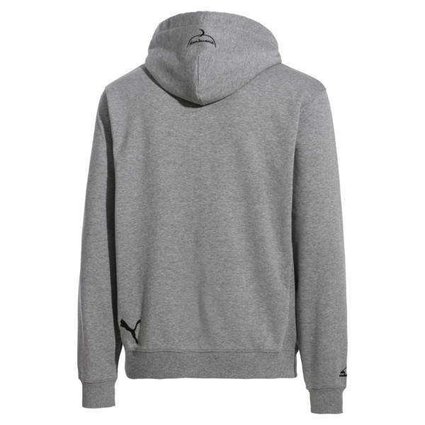PUMA x SANKUANZ Hoodie, Medium Gray Heather, large