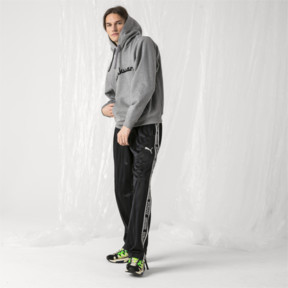Thumbnail 5 of PUMA x SANKUANZ Hoodie, Medium Gray Heather, medium