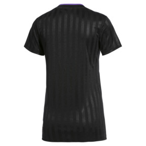 Thumbnail 4 of PUMA x SANKUANZ Women's Jersey Tee, Puma Black, medium