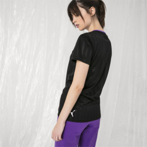 Thumbnail 3 of PUMA x SANKUANZ Women's Jersey Tee, Puma Black, medium