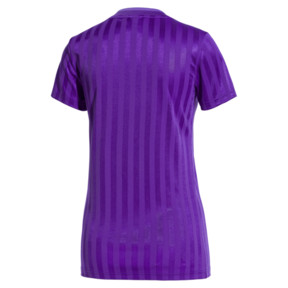 Thumbnail 4 of PUMA x SANKUANZ Women's Jersey Tee, ELECTRIC PURPLE, medium