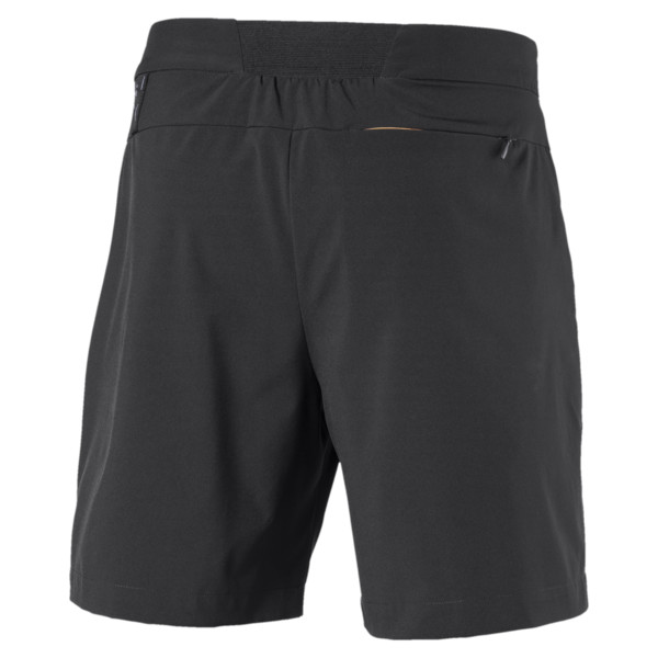 Porsche Design AP Men's Shorts, Jet Black, large