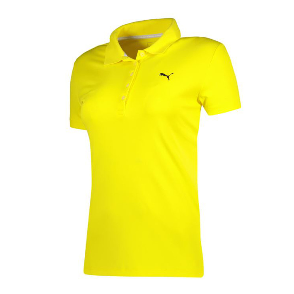 Image Puma MSS Pounce Women's Golf Polo Shirt #1