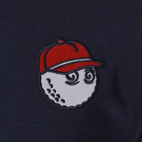 Thumbnail 6 of ゴルフ マルボン ティーシャツ, Peacoat, medium-JPN