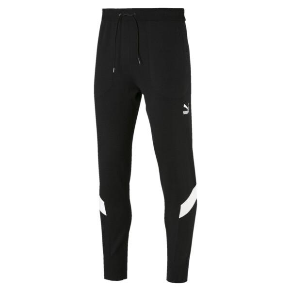 Iconic MCS Men's evoKNIT Pants, Puma Black, large