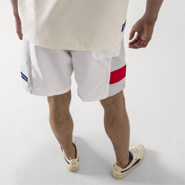Short PUMA x ADER ERROR, Puma White, large