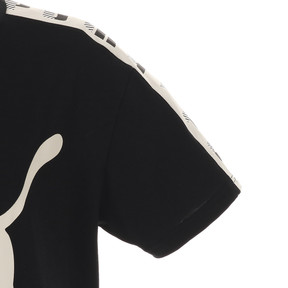 Thumbnail 4 of REVOLT Tシャツ, Cotton Black, medium-JPN