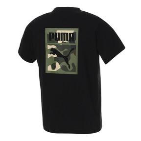 Thumbnail 2 of WILD PACK SS Tシャツ, Puma Black - 3, medium-JPN