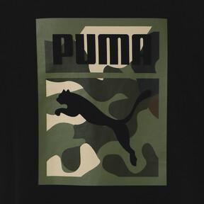 Thumbnail 6 of WILD PACK SS Tシャツ, Puma Black - 3, medium-JPN