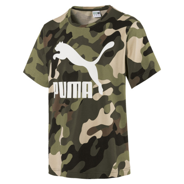 WILD PACK SS Tシャツ AOP, Forest Night, large-JPN